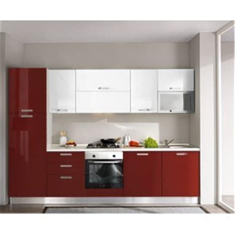 cucina di 3 metri cucina completa di elettrodomestici l 300 cm frontali