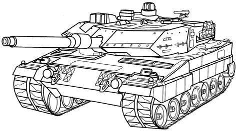 tank 33 transport coloriages 224 imprimer