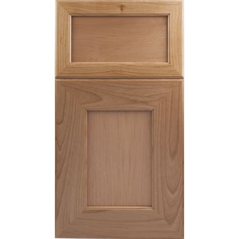Recessed Cabinet Doors Alder Mitered Cabinet Doorrecessed Panelseries F34 P1 Unfinished Alder Select