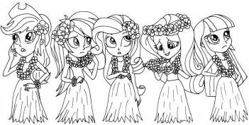 My Pony Equestria Printable Coloring Pages free printable my pony coloring pages january 2016