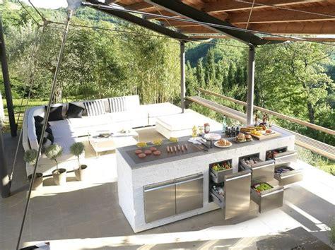 cucine esterne 17 migliori idee su cucine da esterno su