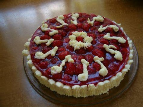 quark erdbeer kuchen erdbeerkuchen mit quark pudding