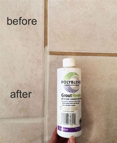 bathroom tile grout cleaner guest bathroom makeover ana white cleaning tips