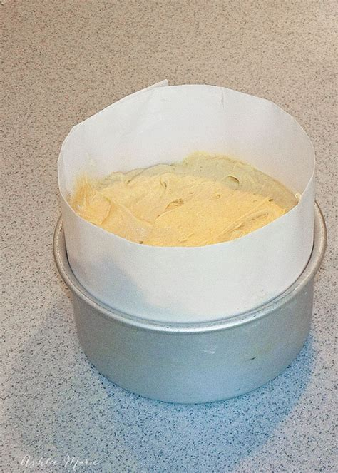 How To Make Parchment Paper For Baking - preparing a pan for baking ashlee