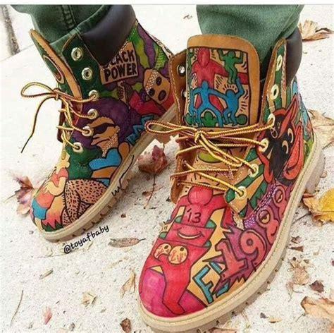 shoes timberland boots custom shoes custom made
