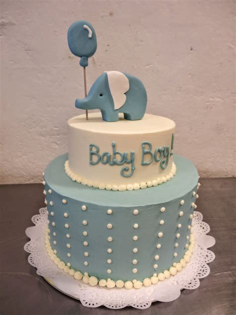 For Boy Baby Shower by Boy Baby Shower Cakes Baby Shower Cakes