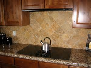 Backsplash Tiles For Kitchens Unique Stone Tile Backsplash Ideas Put Together To Try Out
