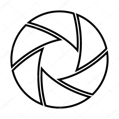 len occhio ilustra 231 227 o em vetor de obturador da c 226 mera vetor de