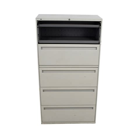 hon five drawer file cabinet storage used storage for sale
