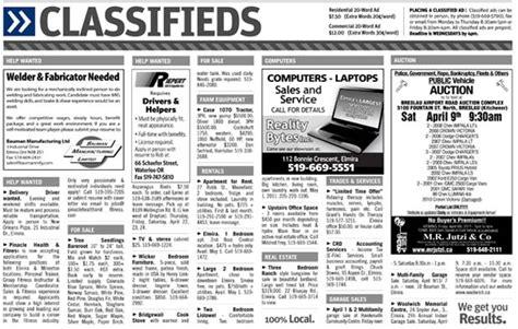 Contoh Surat Penawaran Barang Elektronik Laptop by 18 Contoh Iklan Baris Untuk Berbagai Keperluan Dan Tujuan