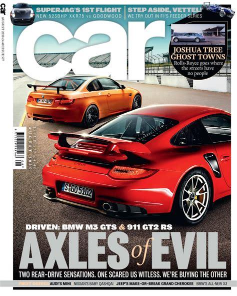 Auto Zeitschriften car magazine cars