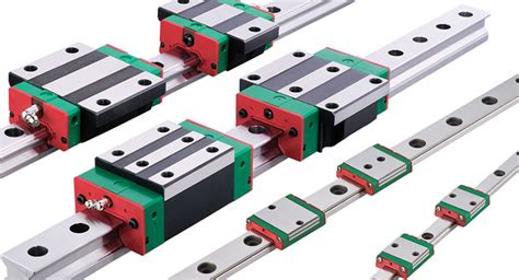 Hiwin Linier Guideways Hg Series which linear guides are interchangeable