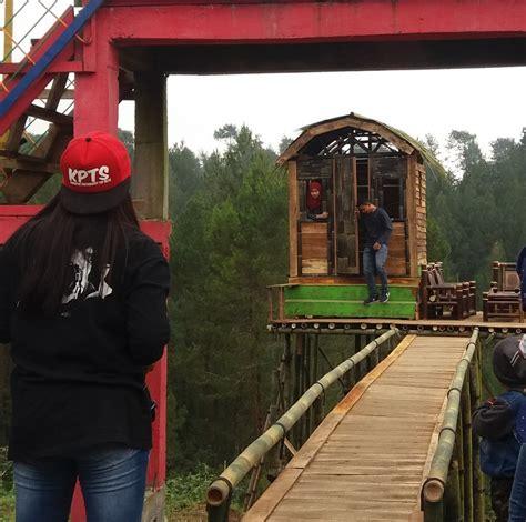 Kursi Bambu Magelang top selfie pinusan kragilan di hutan pinus magelang yang