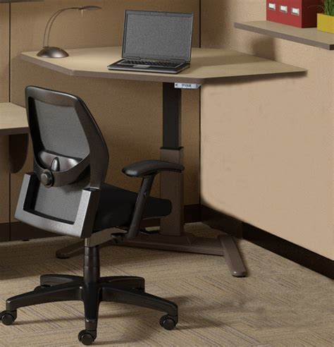 Stand Up Corner Desk The World S Catalog Of Ideas