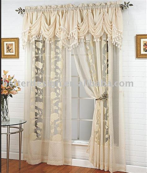 100 curtain designs for kitchen modern valance for
