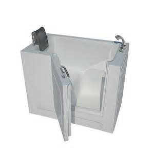 shop endurance endurance tubs white acrylic rectangular