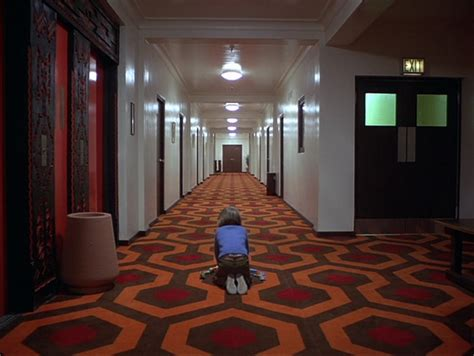 hall pattern works kubrick s the shining wednesday part one