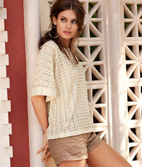 Pastel Blouse Biyanca balti for h m 2012 collection