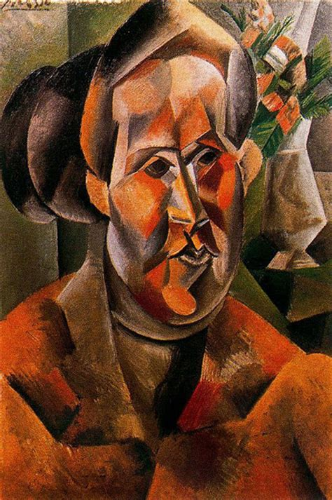 cubism analysis anjas theme of the week picasso week 4 period