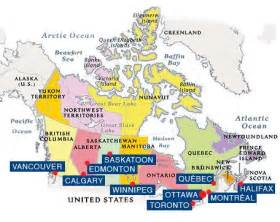 maps canada view cities what is canada s top choice canada s best choice
