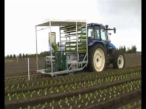 Planter Machine by Fully Automatic Planting Machine 4 Row Vegetable