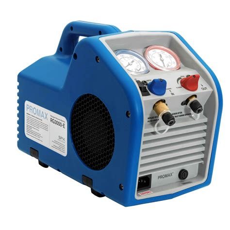 What Is A Refrigerant Recovery Machine by Promax Rg3000 Ultra Compact Refrigerant Recovery Machine