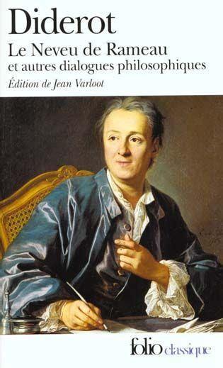 libro le neveu de rameau r 233 sultats de la recherche diderot denis le neveu de rameau et autres dialogues philosophiques