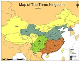 three map of the three3 kingdoms maps battle maps