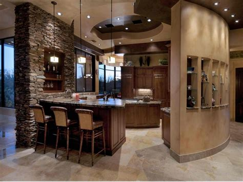 stone kitchen ideas 15 marvelous stone kitchen designs that will impress you