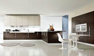 Interiors Kitchen Delightful Modern Kitchen Interior With Terrazzo Flooring