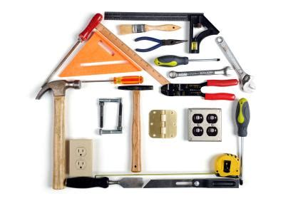 home improvement design tool checklist for a home construction project