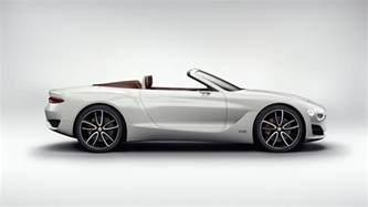 Future Bentley Bentley Exp 12 Speed 6e Concept Electrifies Road