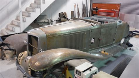 L Restoration by 1930 L29 Cord Cabriolet Classic Car Restoration Custom