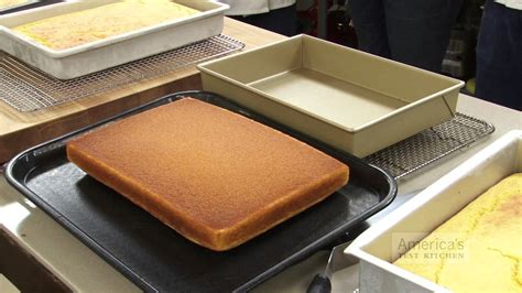 10 Inch Rectangle Cake Tin - equipment review best 13 x 9 metal baking pans cakes