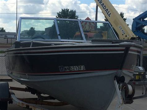 lund boats for sale fargo nd 1988 lund 17 boat w trailer in fargo north dakota by red