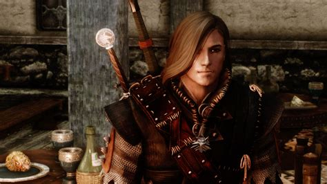 witcher 2 hairstyles skyrim nexus mods and community