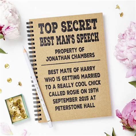 Wedding Notebook by Personalised Best Wedding Notebook By Tillyanna