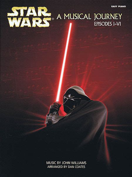 journey to star wars star wars a musical journey music from episodes i vi sheet music by john williams sku hl