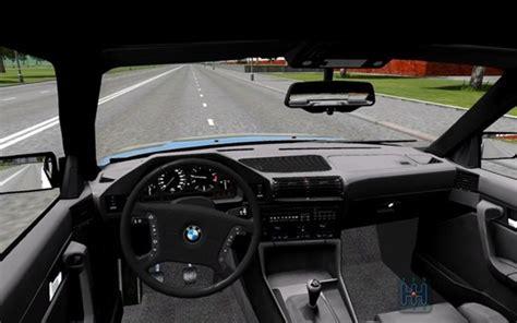 bmw e34 525i city car driving 1 2 2 simulator