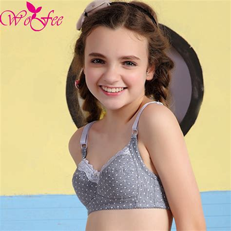 young teen model young girl bra lace cotton 100 wireless women s student