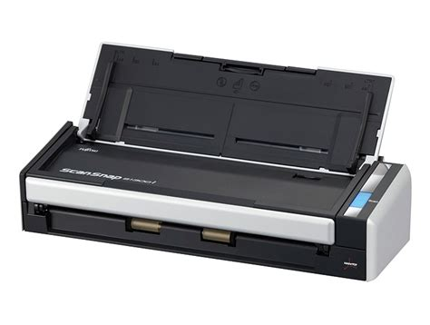 Fujitsu Scansnap S1300i 1 fujitsu scansnap s1300i scanner for pc and mac
