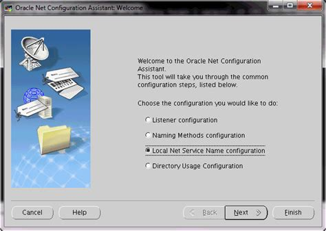 oracle netca tutorial ogg on linux oracle 11g and apache activemq 5 5 1