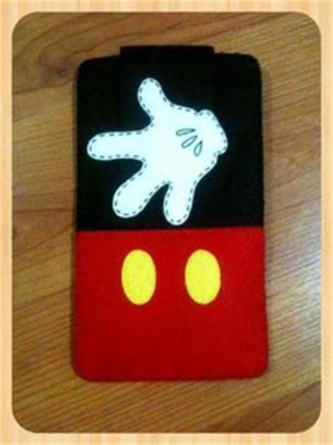 I Phone 6 6s Boneka mickey and minnie mouse felt mobile ilovehandmade