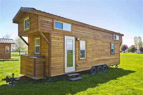 large tiny house plans quot the loft quot provides a generous 224 square foot layout