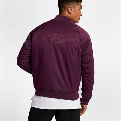 Jaket Premium 5 5 premium bordeaux matching jacket sneakerfits