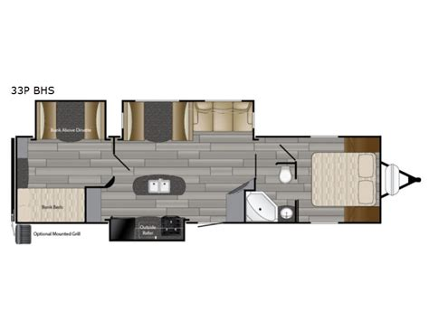 prowler 5th wheel floor plans prowler 5th wheel floor plans gurus floor
