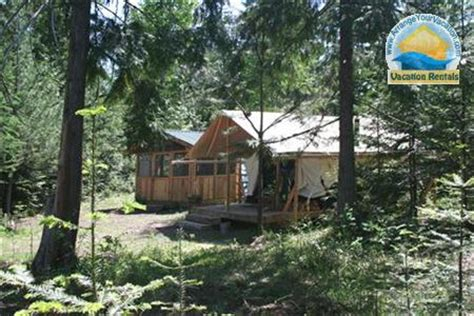 Rental Cabins In Idaho by Vacation Cabin Rental Huckleberry Tent And Breakfast