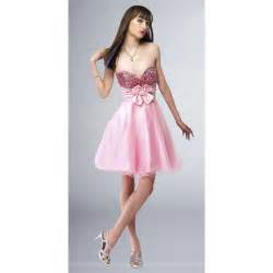 pink dresses for women formal photo 2 real photo