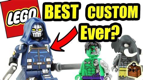 Custom Marvel Heroes lego marvel heroes 2 custom minifigures 2017