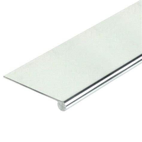edge pulls for drawers edge pull dp42 l pa drawer door pulls aluminum